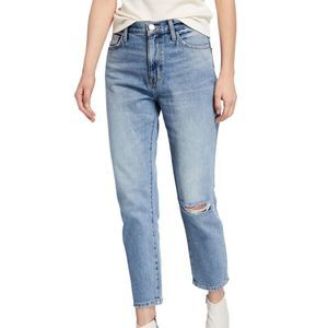 NWT Current Elliott The Fling Distressed Jeans